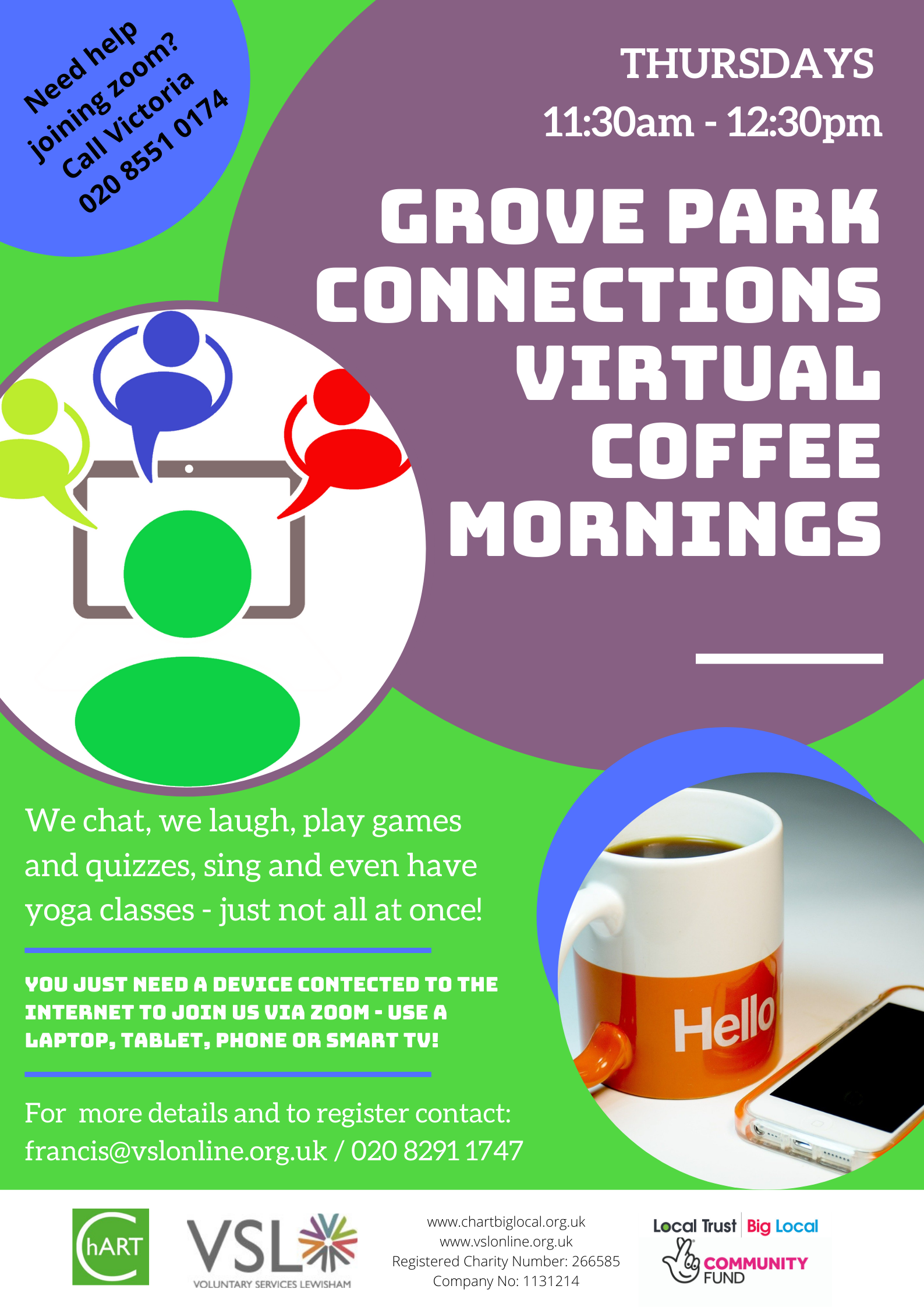 Grove Park Connections